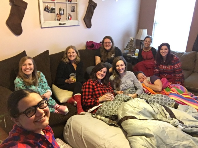 first annual cozy christmas
